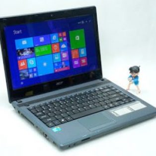 Jual Laptop BekasAcer Aspire 4739