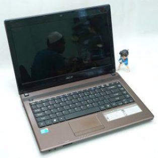 Jual Laptop Acer 4738 Bekas