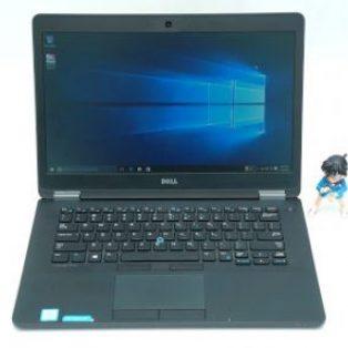 Jual Ultrabook Dell Latitude E7470 Bekas