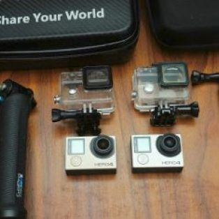 Jual Gopro Hero 4 Black Edition ( Actioncam )