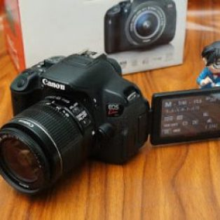 Jual Canon EOS Kiss X7i Bekas