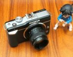 Jual Mirrorless Olympus E-PL1 second