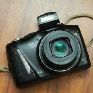 Jual Kamera Prosumer Canon SX150IS Bekas