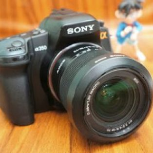 Jual Kamera DSLR Bekas Sony a350