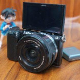 Jual Sony Nex 5T Kit 16-50mm Bekas