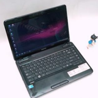 Jual Laptop BekasToshiba L740