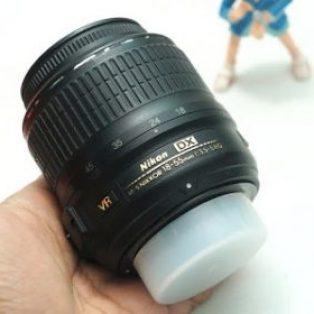 Lensa Kit Nikon 18-55mm VR Bekas