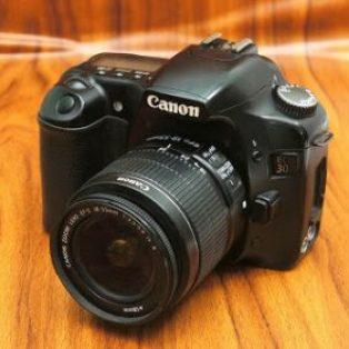 Jual Kamera DSLR Bekas Canon EOS 30D