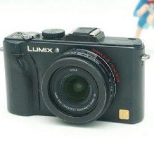 Prosumer Panasonic Lumix LX5 Bekas