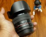 Jual Lensa Samyang 14mm f2.8 AS IF UMC for Canon