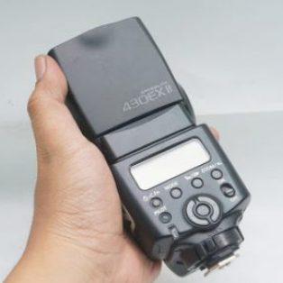 Jual  External Flash Canon 430EX II – Bekas