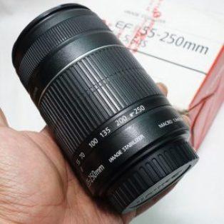 Jual Lensa Canon 55-250mm Bekas