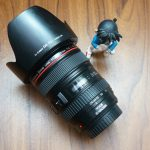 Jual Canon EF 24-105mm F4 L is USM kode UA