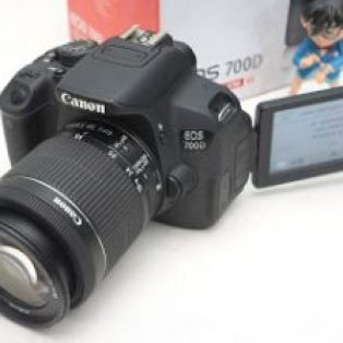 Jual Kamera Canon Eos 700D Bekas