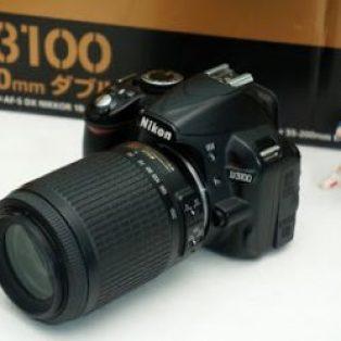 Jual Kamera Nikon 3100 Bekas
