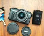 Jual Mirrorless Canon EOS M Kit 15-45mm