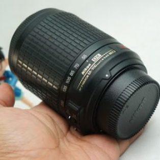 Jual Lensa Nikon 55-200mm VR Bekas
