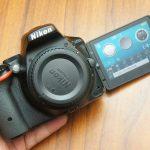Jual Kamera Nikon D5500 Wi-Fi Bekas