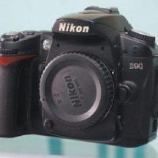 Jual Kamera SecondNikon D90Body Only
