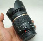Jual Lensa tamron 18-270VC For Canon Bekas