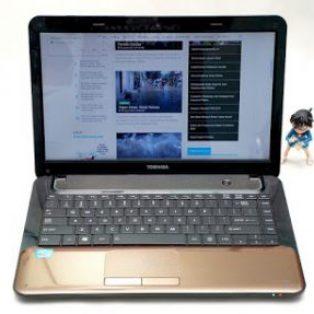 Jual Laptop Bekas Toshiba M840