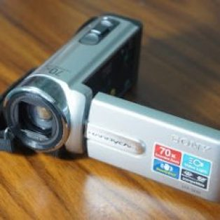 Jual handycam 2nd Sony SX22