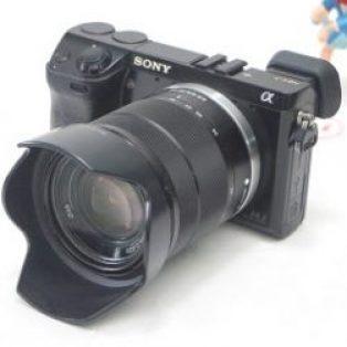 Jual Sony NEX 7 plus Lensa 18-55 OSS Bekas