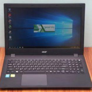 Jual Laptop Gaming Acer Extenza 2511G Bekas