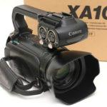 Jual HD Camcoder ( Mini Handycam Profesional ) Canon XA10 Bekas