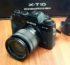 Fujifilm X-T10 Kamera Mirrorless Bekas