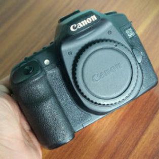 Jual Canon EOS 50D Kamera DSLR Second