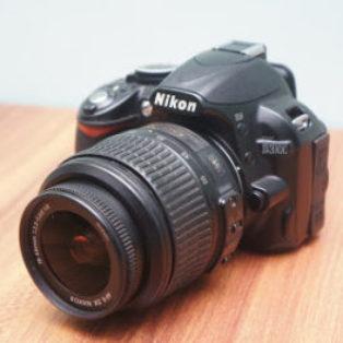Jual Kamera DSLR Bekas Nikon D3100 Bekas