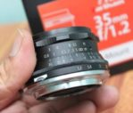 Lensa 7Artisans 35mm f1.2 for Sony E-Mount