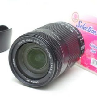 Jual Lensa 2nd Canon 18-135 IS