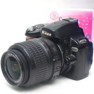Jual kamera Nikon D60 bekas