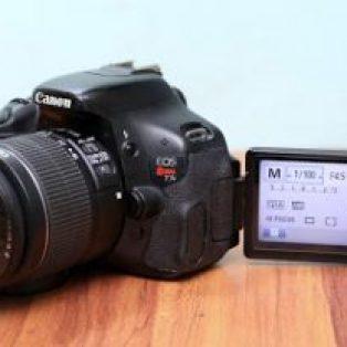 Jual Canon Rebel T3i ( 600d ) Bekas