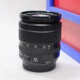Fujifilm XF 18-55mm f2.8-4 OIS