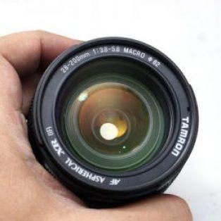 Lensa Tamron 28-200mm For Canon