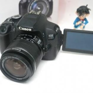 Jual Canon Eos 650D 2nd