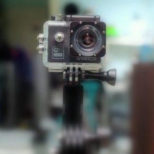 Jual B-pro5 Alpha Edition Action Cam Bekas