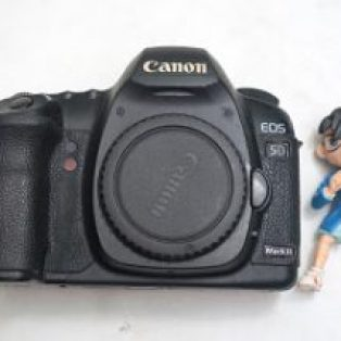 Jual Canon EOS 5D Mark II Body Only Bekas
