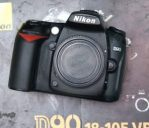 Jual Kamera Second Nikon D90