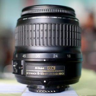 Jual Lensa Kit Nikon 18-55mm