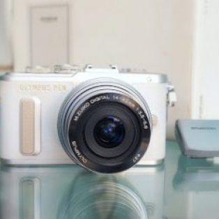Jual Kamera Mirrorless Olympus E-PL8 + Kit Bekas