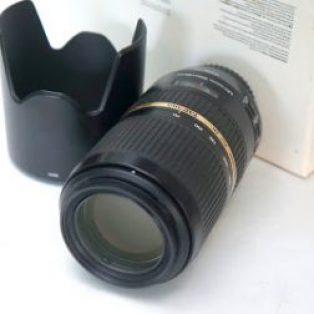 Jual Lensa Tamron 70-300mm VC f4-5.6