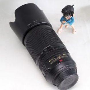 Jual Lensa Tele Nikon AF-S 70-300mm VR