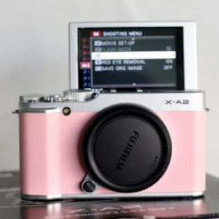 Jual Kamera Mirrorless Fujifilm X-A2 Bekas