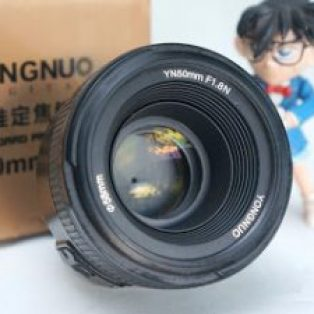 Jual Lensa Fix  Yongnuo 50mm for Nikon Bekas