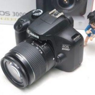 Jual Canon EOS 3000D