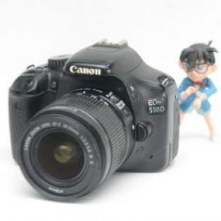 JualKamera BekasDSLR Canon Eos 550D
